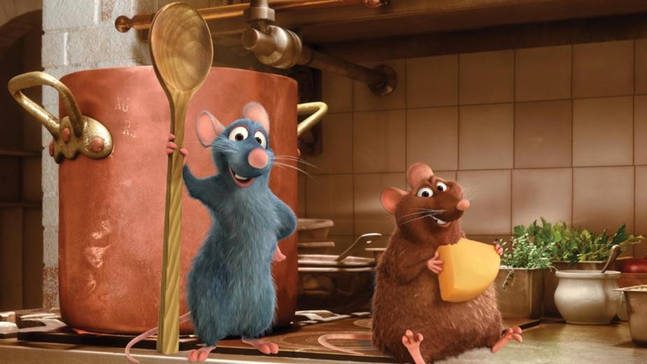 HHSU+ratatouille