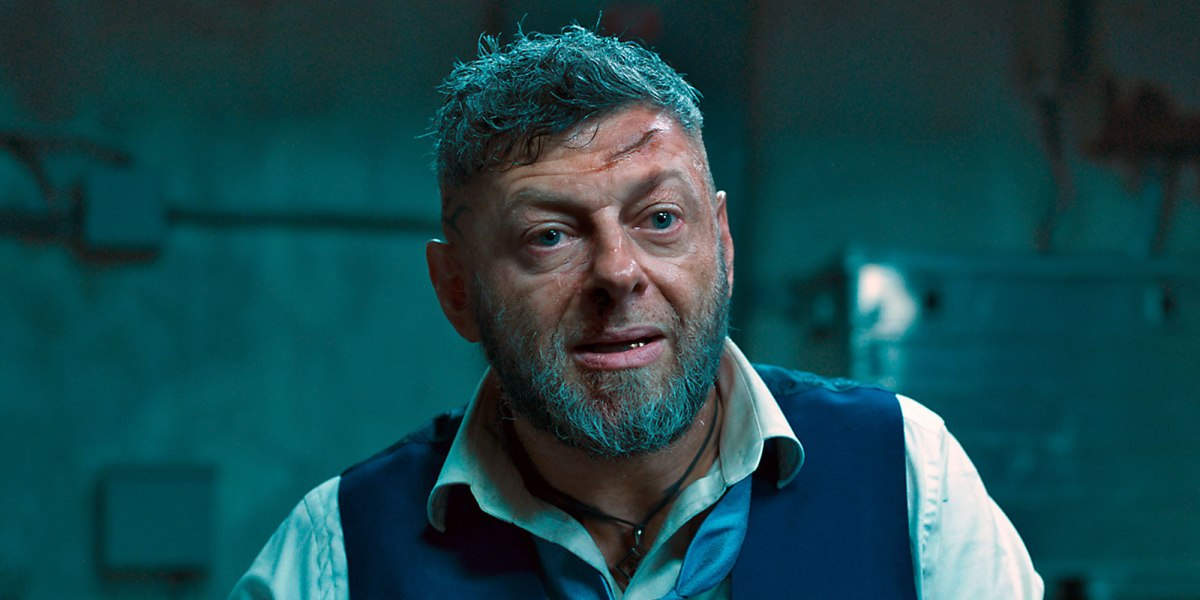 Andy Serkis Explains Ulysses Kalue's Role in 'Black Panther