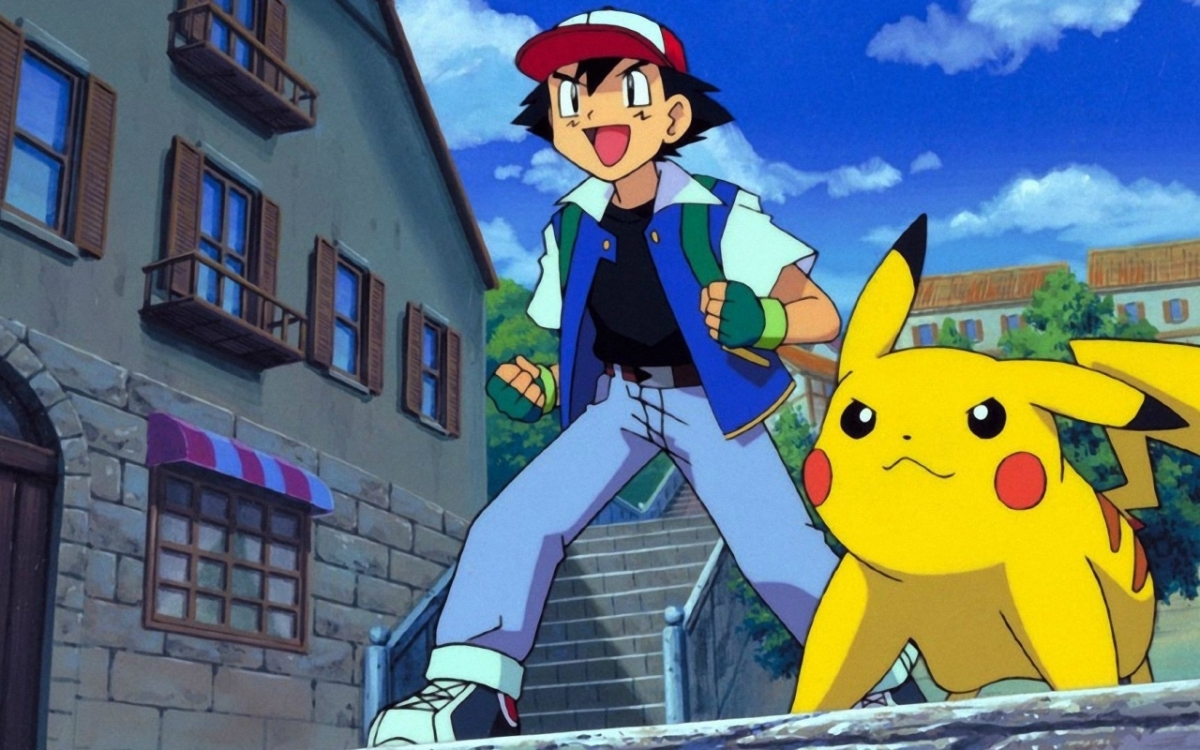 A New Pokemon Movie is Coming in 2018