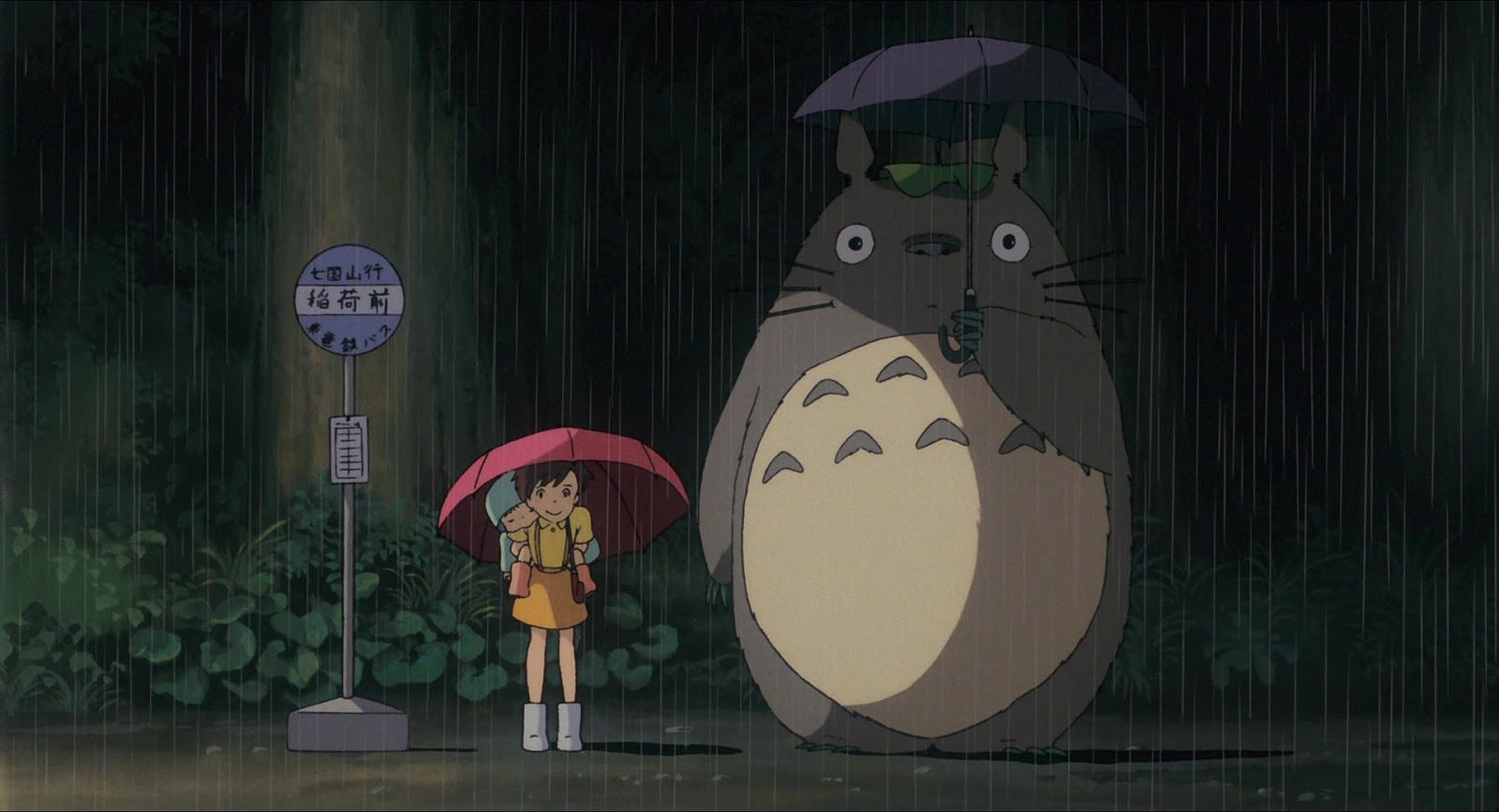 My Neighbor Totoro Review – Talkies Network