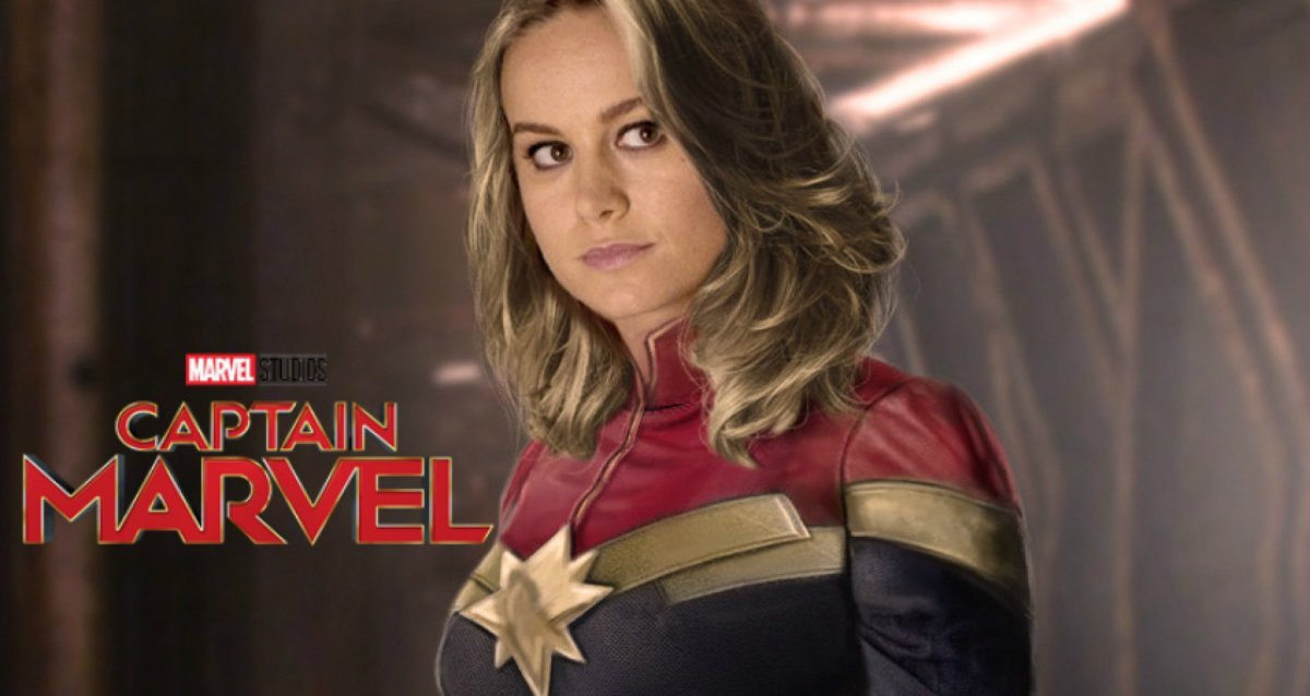 Brie Larson Wants to Direct a Future Marvel Film