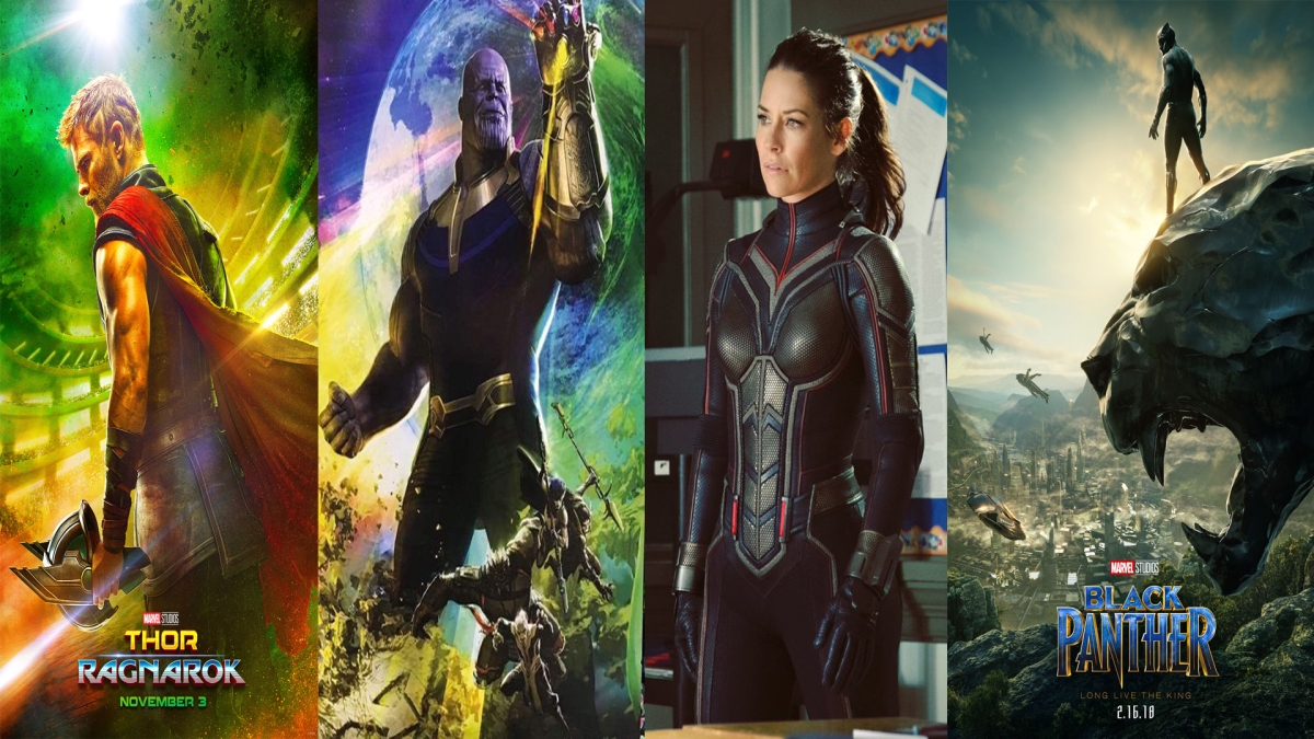 Kevin Feige on Marvel's Next Four Films Being Very Different and Unique