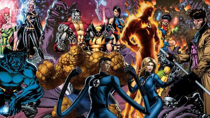 Fantastic-Four-vs.-X-Men