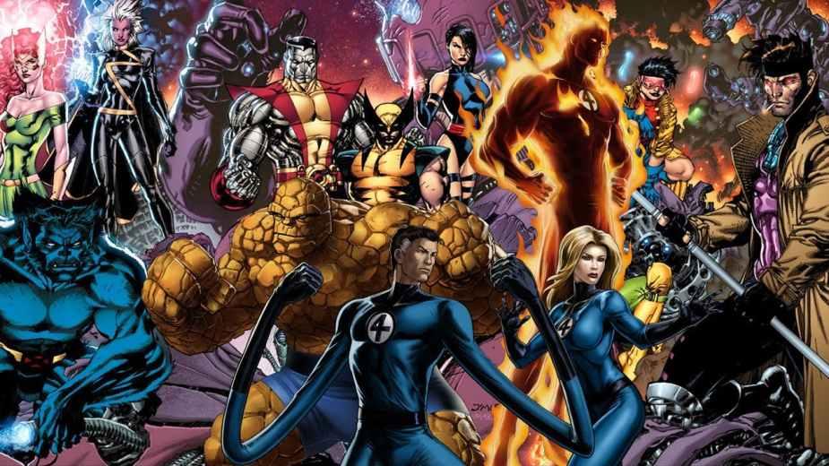 Fantastic-Four-vs.-X-Men