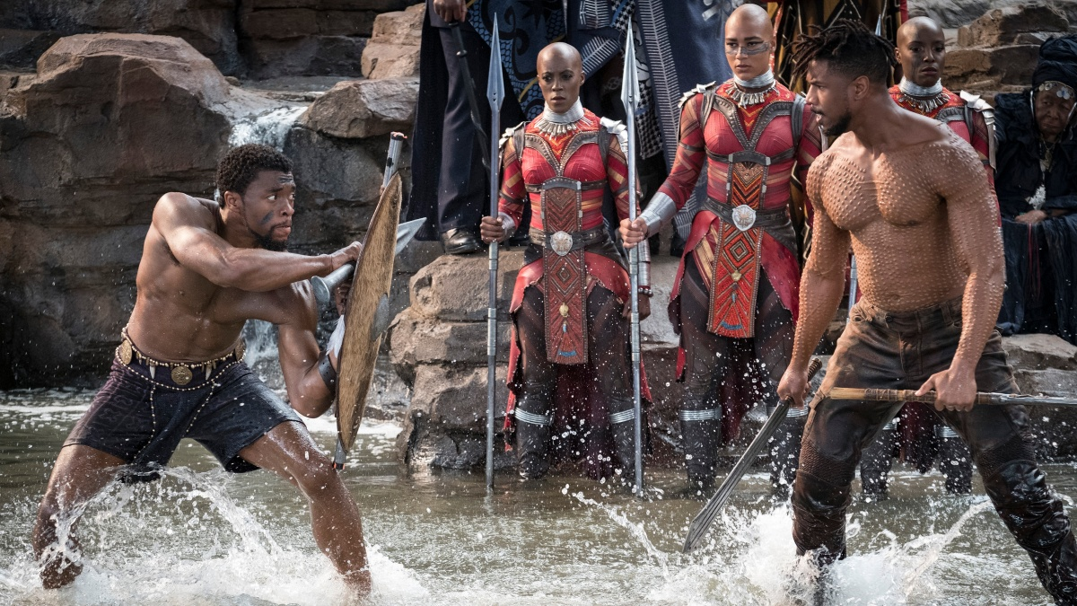 Box Office Report: 'Black Panther' Reaches Historic $242M; 'Jumanji' Scores $900 Million Worldwide