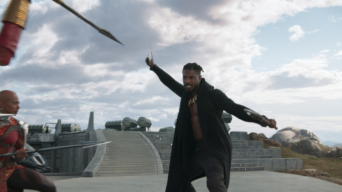 The Case for Michael B. Jordan's Killmonger as Marvel's Greatest Cinematic Villain