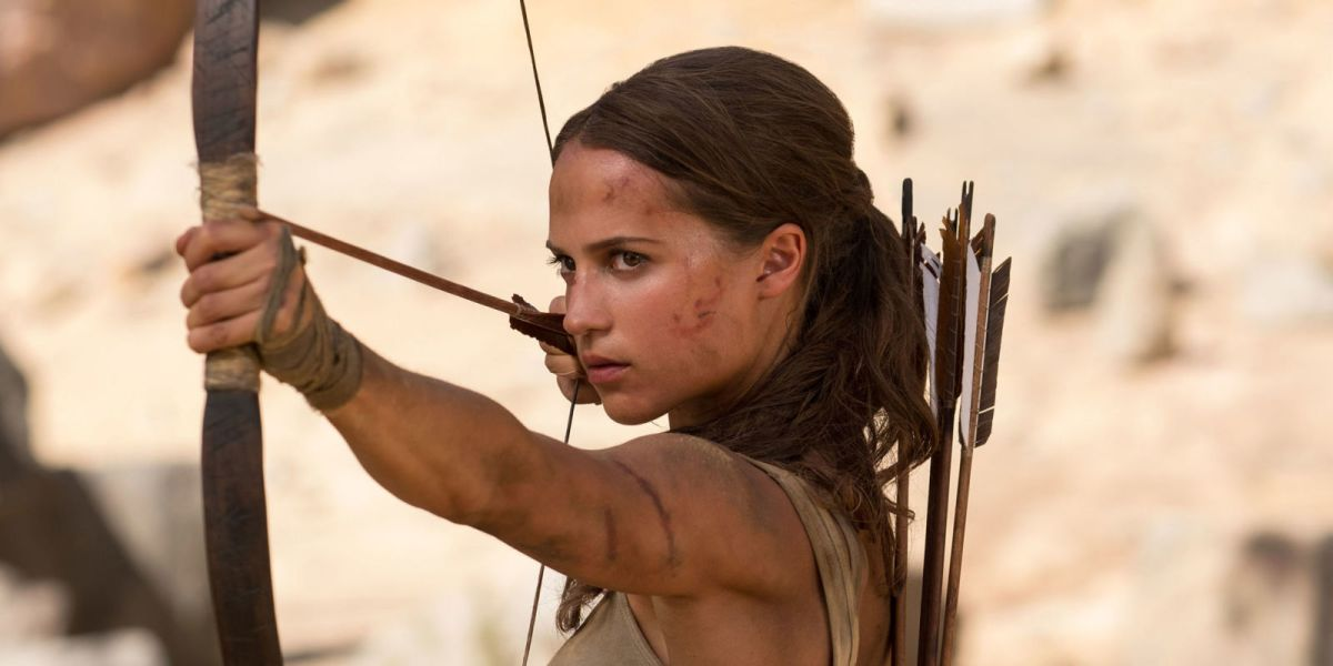 'Tomb Raider' Film Review