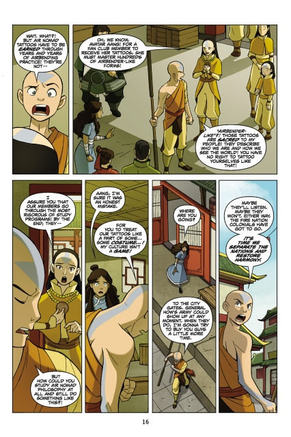 Avatar: The Last Airbender - The Promise Part 3 Book by Gene Luen Yang