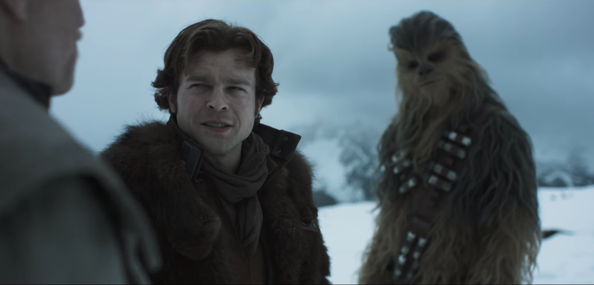 Ron Howard Discusses Phil Lord & Chris Miller's Exit From 'Solo: A Star Wars Story'