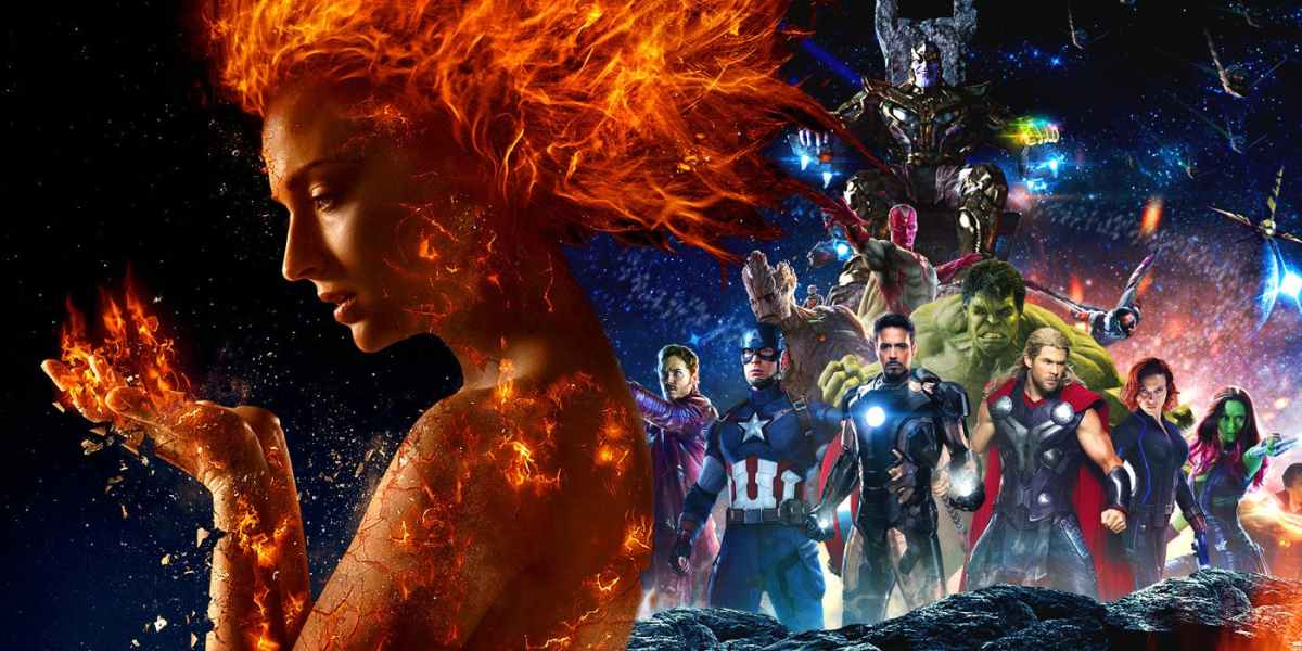 Rumor: 'X-Men: Dark Phoenix' to be Final Fox Marvel Movie Before Disney/Fox Merger