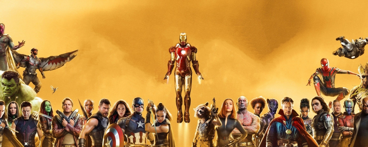 The Marvel Cinematic Universe Ranked