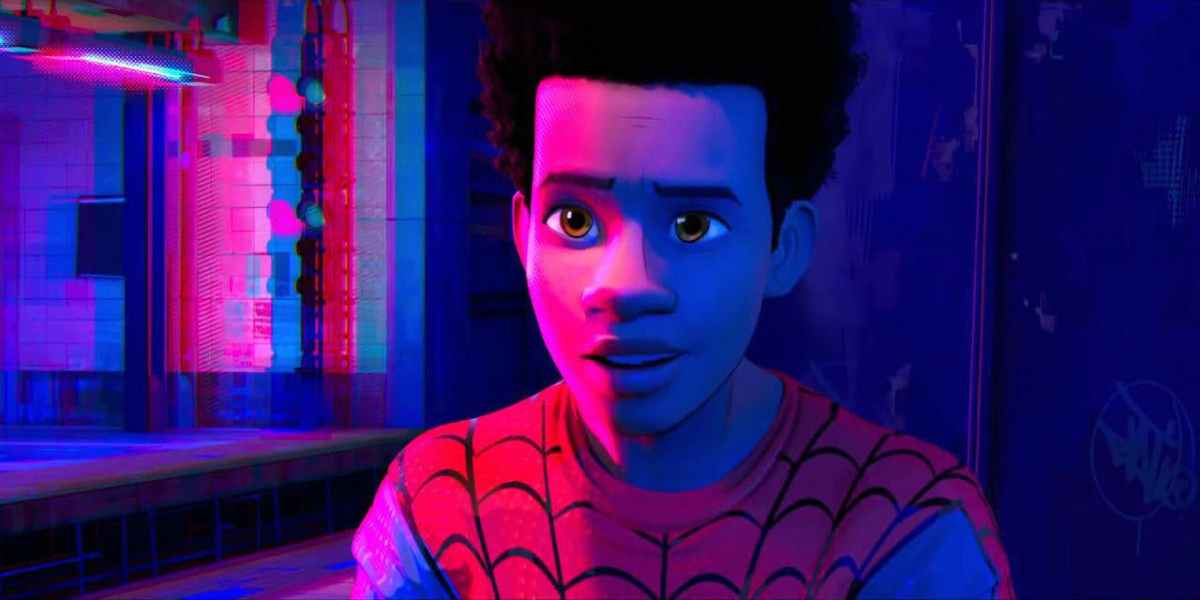 New 'Spider-Man: Into The Spider-Verse' Footage Shown at CinemaCon