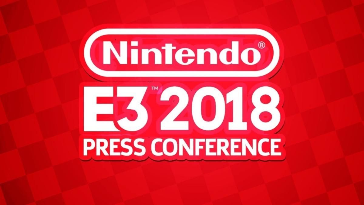 E3 2018: Nintendo Conference Live Recap