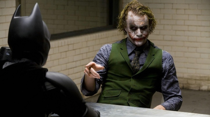 Image result for batman joker interrogation