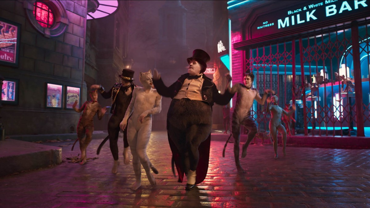 Cats Film Review Talkies Network